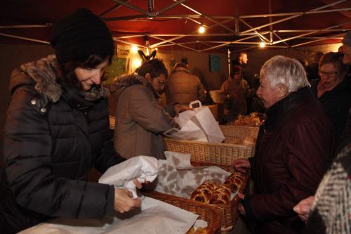 Weihnachtsmarkt Vilsingen 1. Dezember 2018