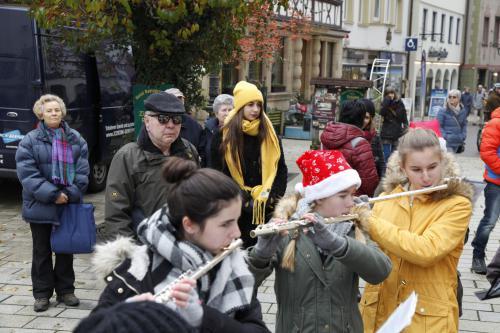 Weihnachtsmarkt IVE 1. Dezember 2018
