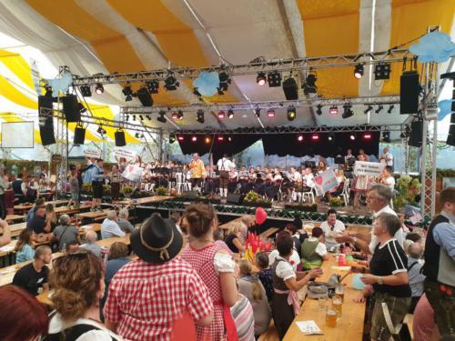 Blasmusikwettbewerb Konstanz 30. September 2019